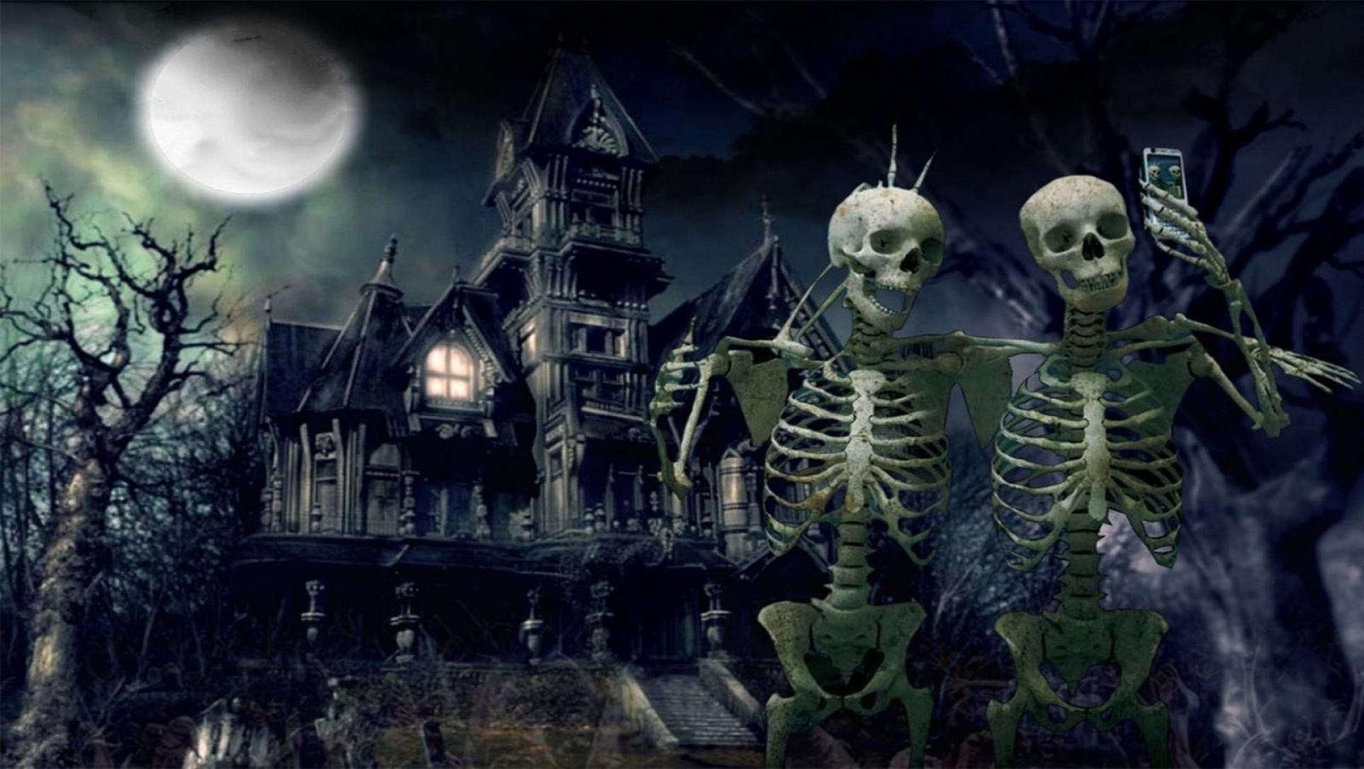 Haunted house  № 587604 бесплатно