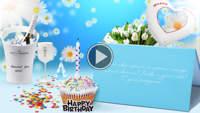 Поздравления с днем рождения - Нежные чувства!